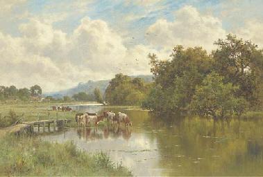 Pangbourne, Berkshire - Cattle