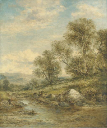 Stream from the Hills, North W