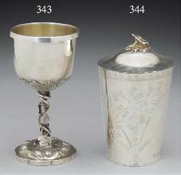 An Australian Silver Goblet