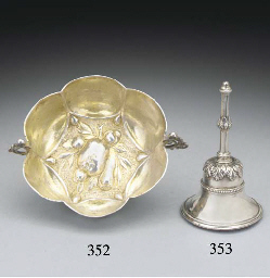 A Spanish Silver Bell