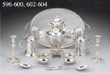 A George II Silver Basting Spo
