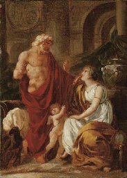 Jupiter and Ceres