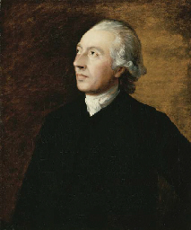 Portrait of the Rev. Humphry G