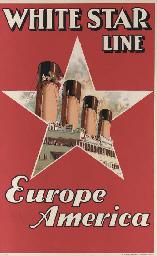 White Star Line, Europe Americ