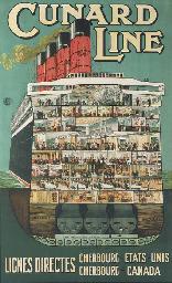 Cunard Line, Lignes Directes C