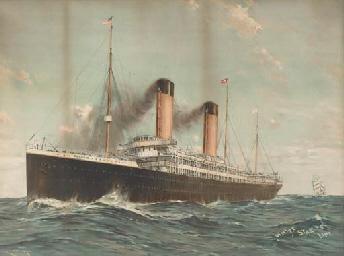 White Star Line R.M.S. Oceanic