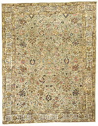 A Tabriz carpet of Shah-Abbas