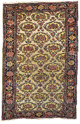 A fine Sarouk Rug, West Persia