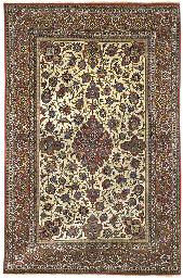 A very fine Isfahan carpet, Ce