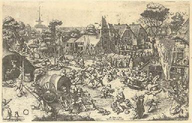 The Fair on St. George's Day (