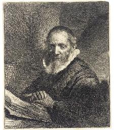 Jan Cornelius Sylvius, Preache