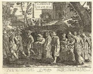 La Nopce de Village (sic) (The