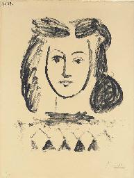Buste de jeune Fille (B. 421;