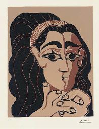 La Femme au Bandeau (B. 1081;