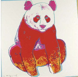 Giant Panda, from Endangered S
