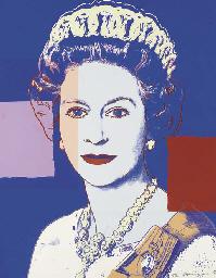 Queen Elizabeth II, from Four