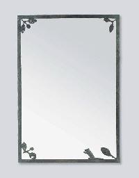 Miroir aux feuilles et à la so