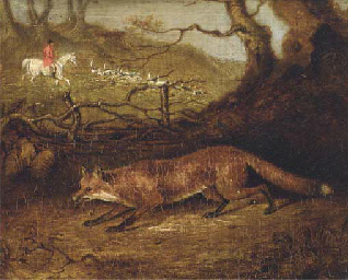 The fox and hunt