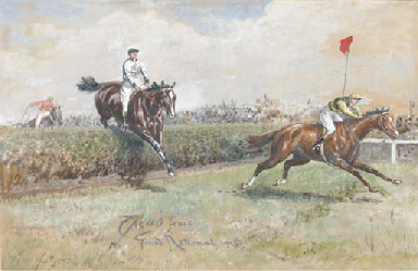 The Grand National, 1905: the