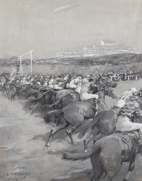The Derby, 1921