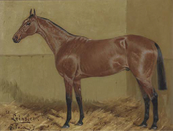 Sir T. Gallway's Leinster in a