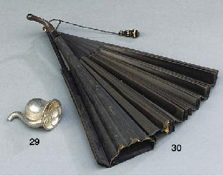 An unusual 19th-Century black