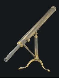 A 19th-Century brass 3-inch ta