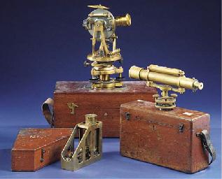 Three 20th-Century surveying i