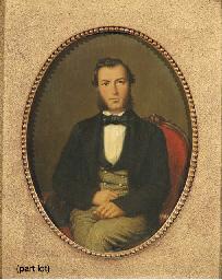 Portrait of Caspar Leonard van