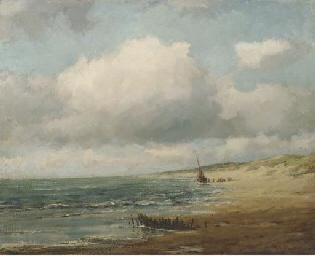 Aan het Noordzeestrand: beach