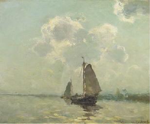 Ringvaart: sailing down the ri