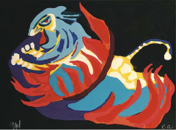 Tigre de papier, from Circus