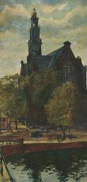 The Westerkerk, Amsterdam