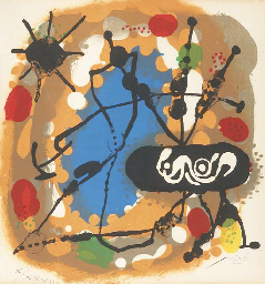 [MIRÓ] -- JOHNSONS-SWEENEY, Ja