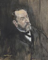 Portrait de M. Louis Amiable