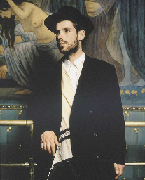 Budapest, Young Hasid