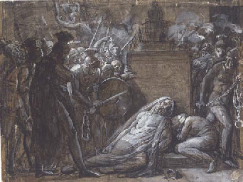 The death of Hannibal