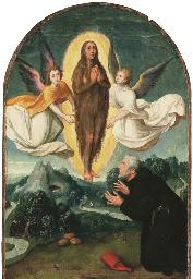 L'Ascension de Sainte Marie l'