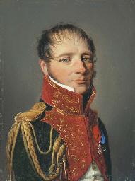Portrait d'un militaire