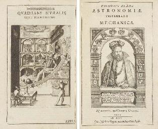 BRAHÉ, Tycho (1546-1601). Astr