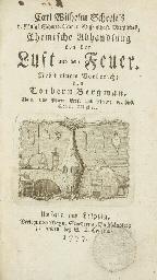 SCHEELE, Carl Wilhelm (1742-17
