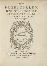STEVIN, Simon (1548-1620). De