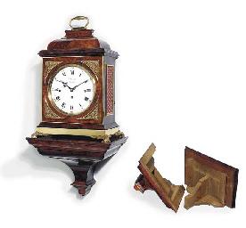 A fine George III brass-mounte
