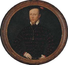 Portrait of the Comte Lamoral