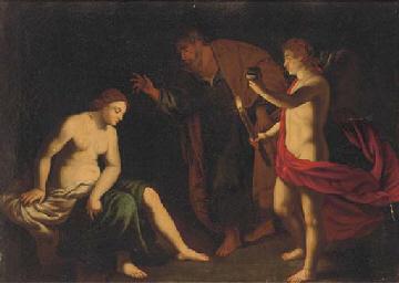The Raising of Petronilla