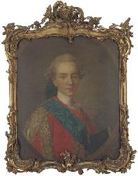 Portrait of the duc de Berry,