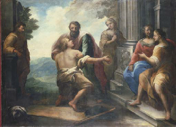 The Departure of the Prodigal