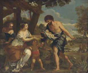 The Finding of Romulus and Rem