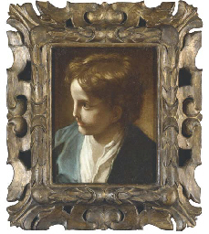 Portrait of a young boy, bust-