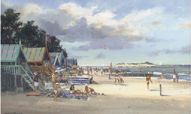 Wells Beach, Norfolk